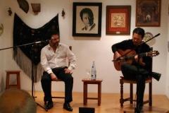 2017-04-20 Miguel Ortega y Manuel Herrera