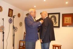 2017-05-10 Entrega de insignia a Agustín Gómez