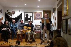 Recital de poesía Homenaje a Federico Roca 02