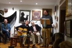 Recital de poesía Homenaje a Federico Roca 04