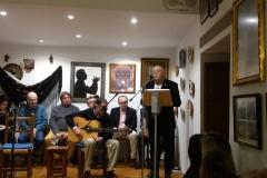 Recital de poesía Homenaje a Federico Roca 10