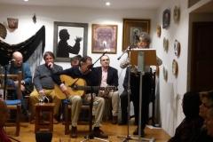 Recital de poesía Homenaje a Federico Roca 11