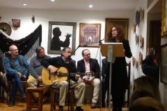 Recital de poesía Homenaje a Federico Roca