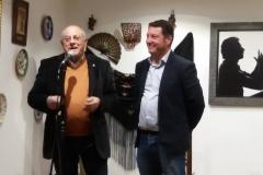 2019-02-22 Entrega de la Insignia de oro a Juanjo Gómez