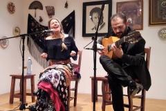 2018-02-09-02 Montse Pérez y Patrocinio Hijo.