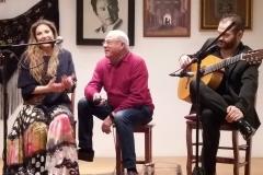 2018-02-09-07 Montse Pérez y Patrocinio Hijo.