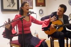 Sonia León y Rafael Trenas Hijo