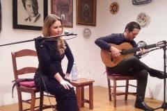 2018-01-26-01 Rocío Márquez y Manolo Herrera.