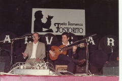 Rafael Ordoñez y Juan Muñoz 'Tomate'